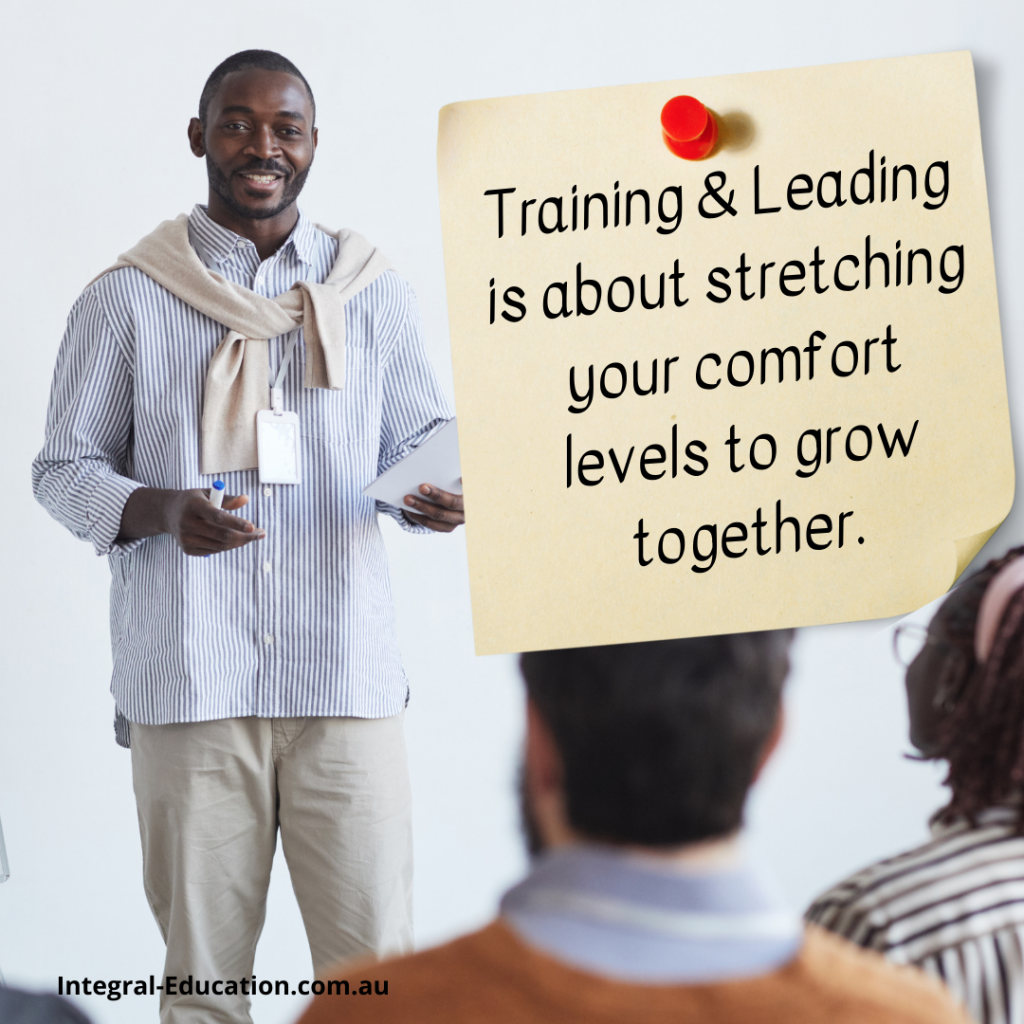 Leaders and Trainers